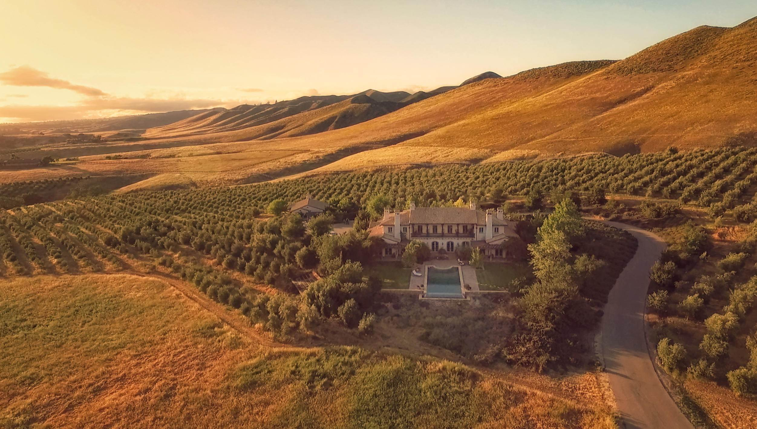 Estate for Sale at 1833 Fletcher Way Santa Ynez, California 93460 United States