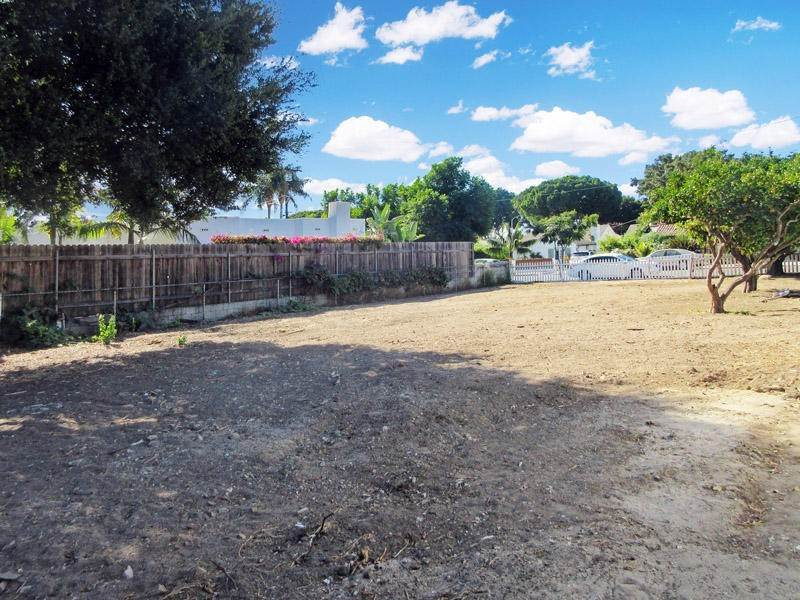 4. Lots / Land for Sale at 132 Juana Maria Street Santa Barbara, California 93103 United States