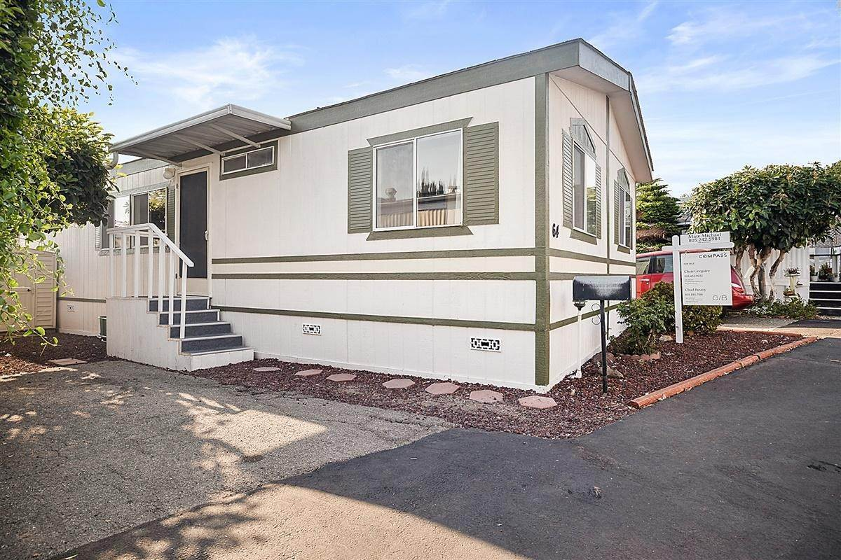 Manufactured Housing for Sale at 4326 Calle Real Santa Barbara, California 93110 United States