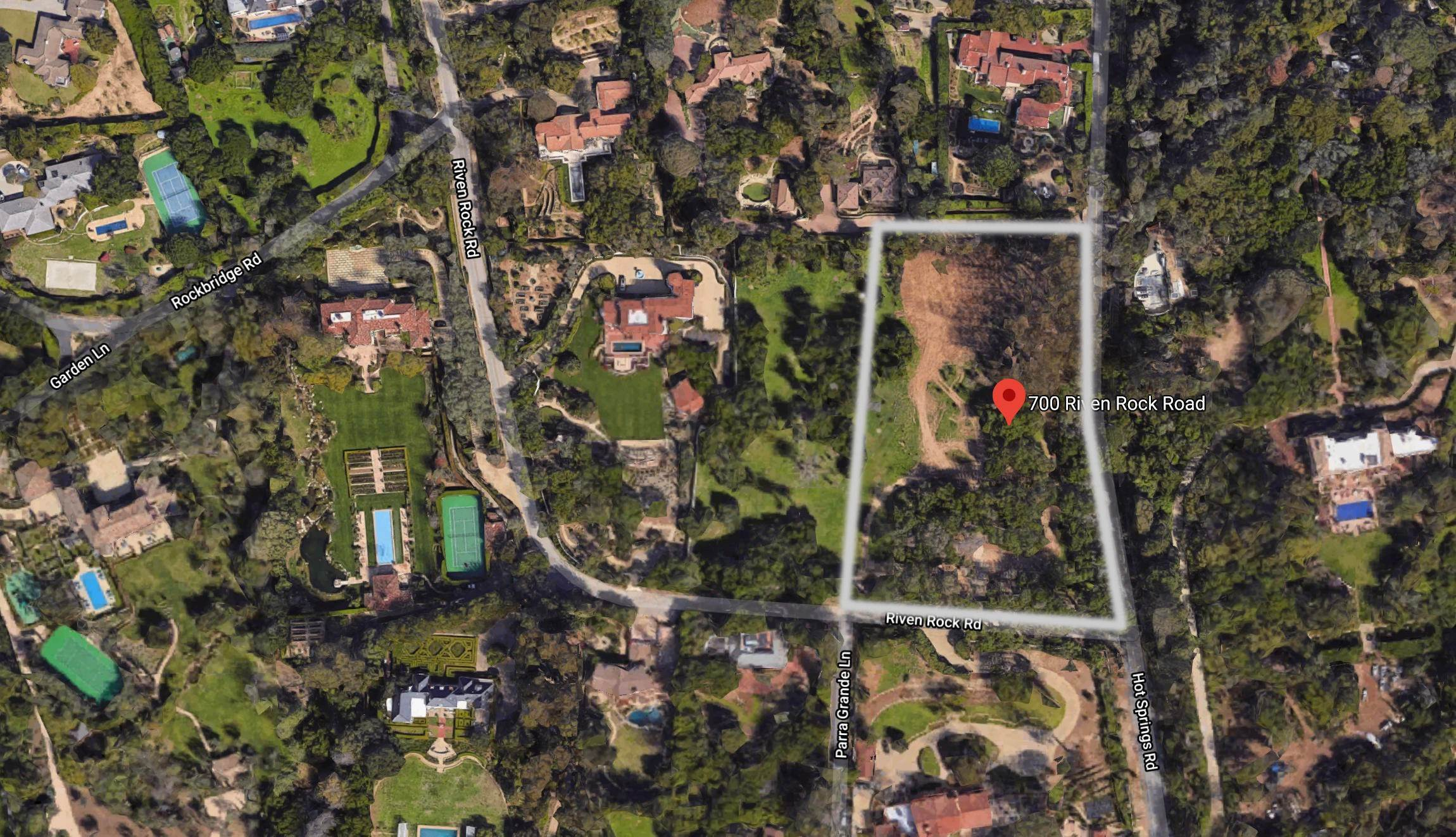12. Lots / Land for Sale at 700 Riven Rock Road Montecito, California 93108 United States