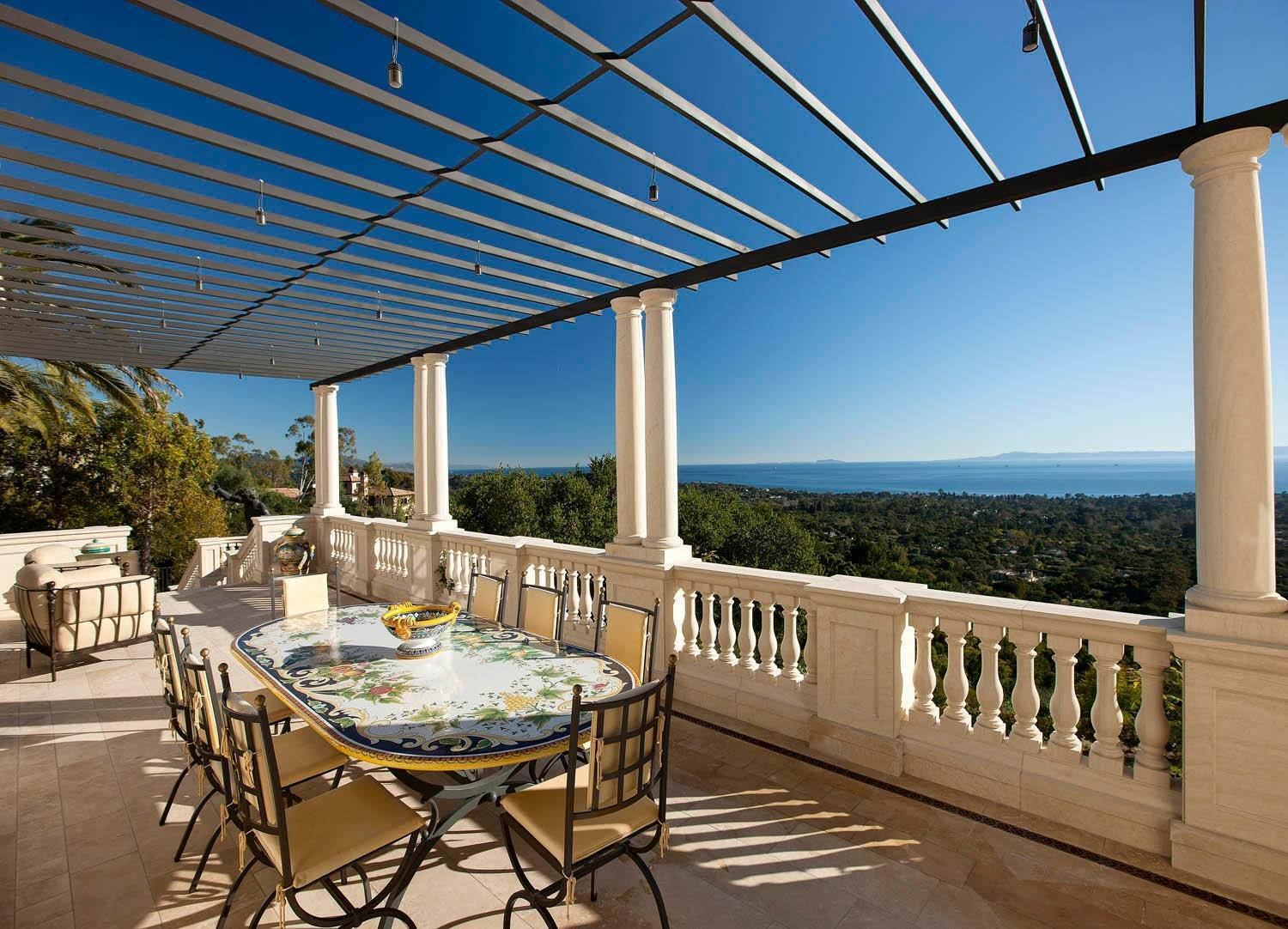 7. Estate for Sale at 1395 Oak Creek Canyon Road Montecito, California 93108 United States
