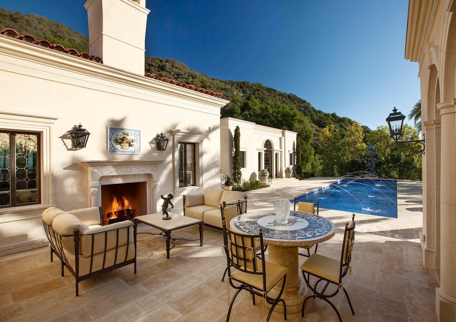 19. Estate for Sale at 1395 Oak Creek Canyon Road Montecito, California 93108 United States