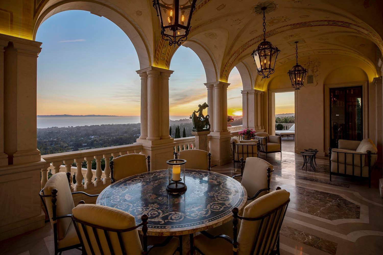 27. Estate for Sale at 1395 Oak Creek Canyon Road Montecito, California 93108 United States