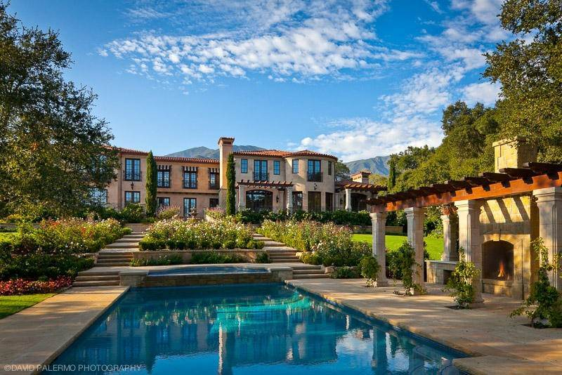 Residencia en 1664 E Valley Road Montecito, California 93108 Estados Unidos