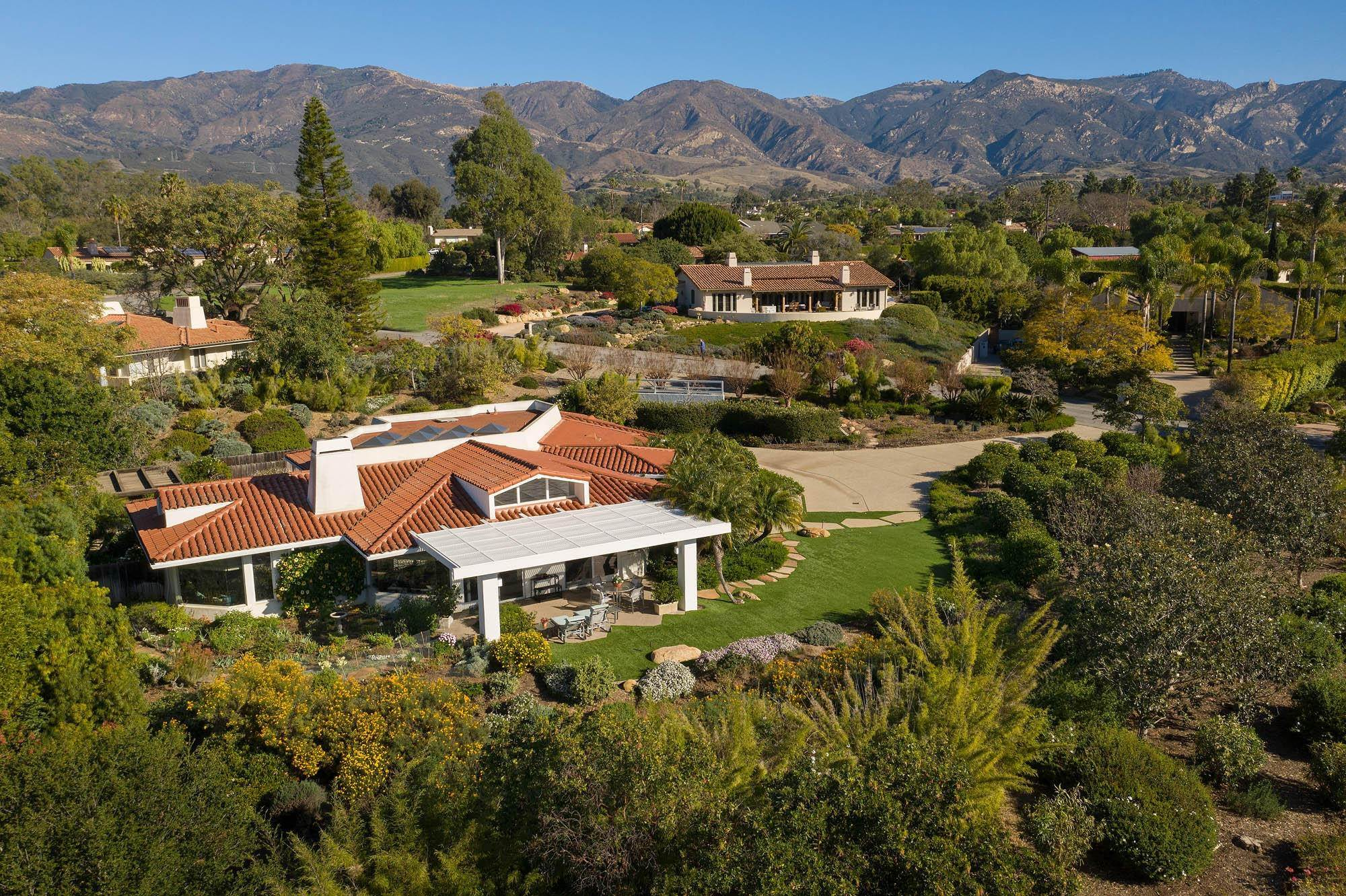Estate for Sale at 957 Via Los Padres Santa Barbara, California 93111 United States
