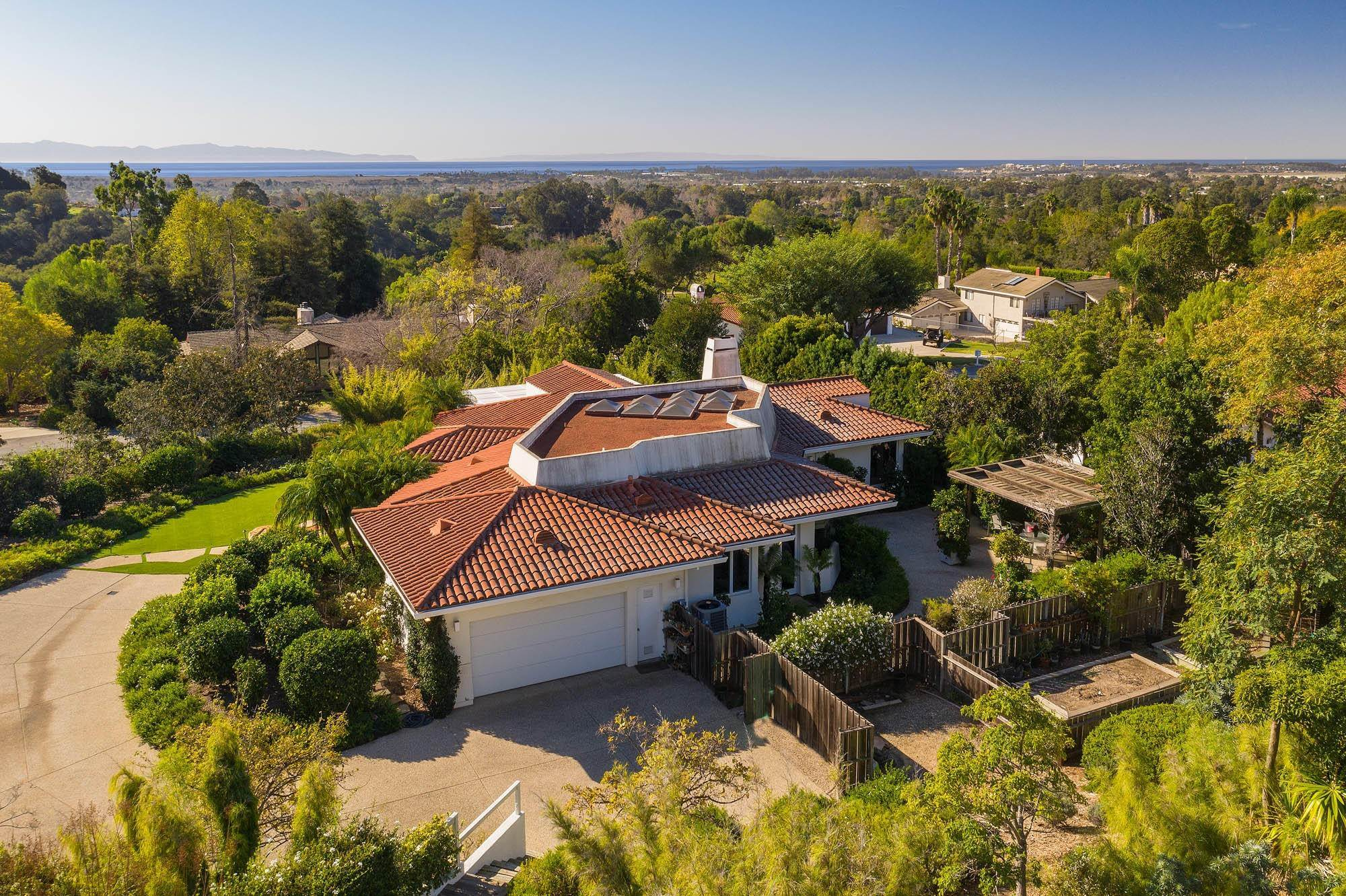 12. Estate for Sale at 957 Via Los Padres Santa Barbara, California 93111 United States