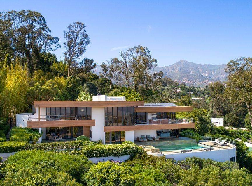Estate at 811 Camino Viejo Road Santa Barbara, California 93108 United States