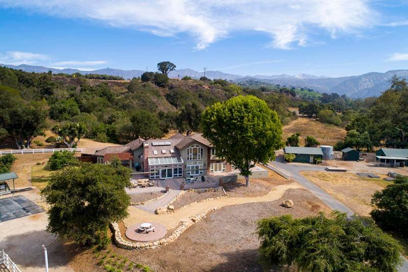 3. Farm and Ranch Properties for Sale at 800 Rincon Hill Road Carpinteria, California 93013 United States
