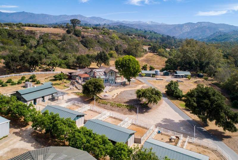 7. Farm and Ranch Properties for Sale at 800 Rincon Hill Road Carpinteria, California 93013 United States