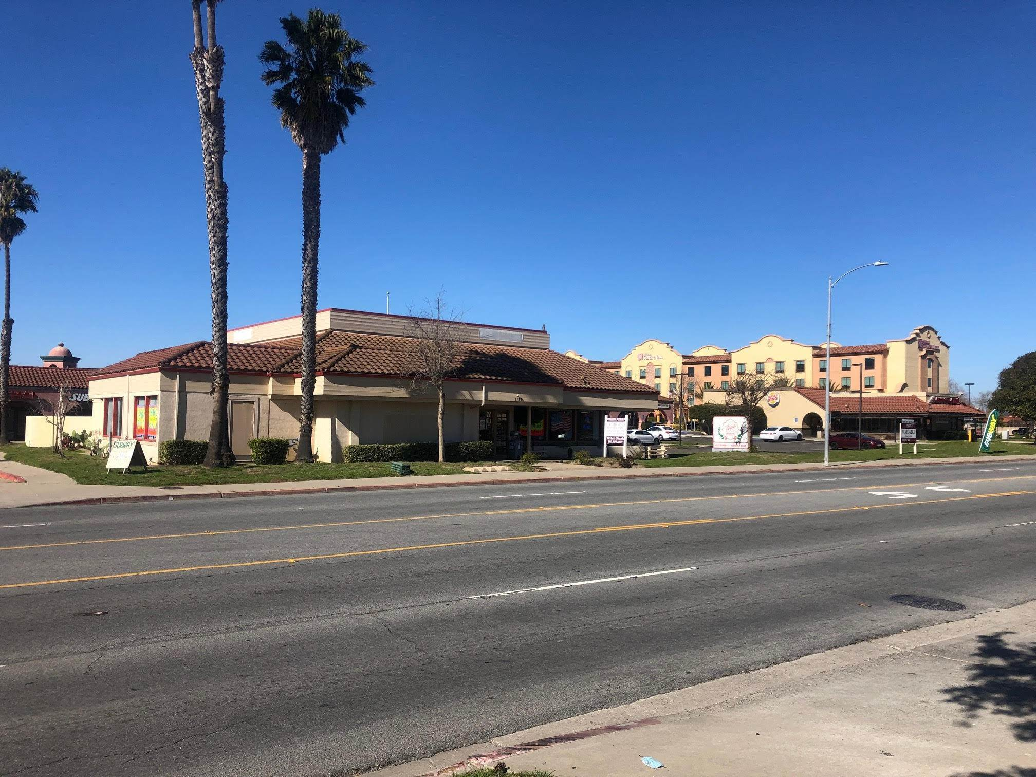 Commercial at 1129 North H Street Lompoc, California 93436 United States