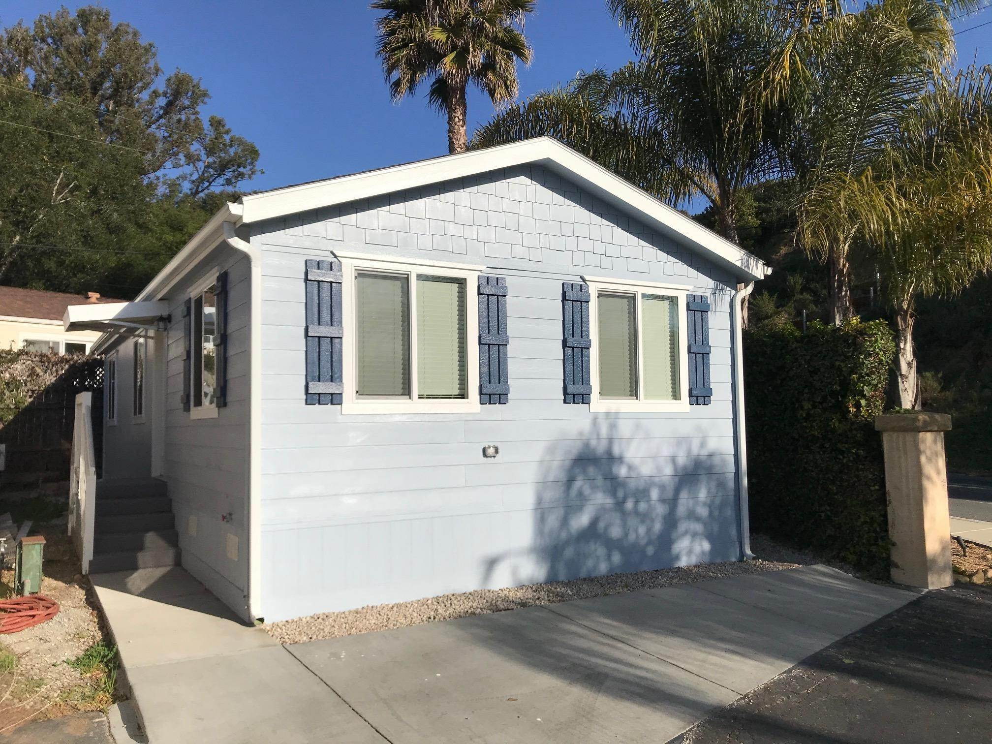 Manufactured Housing for Sale at 2155 Ortega Hill Road Summerland, California 93067 United States