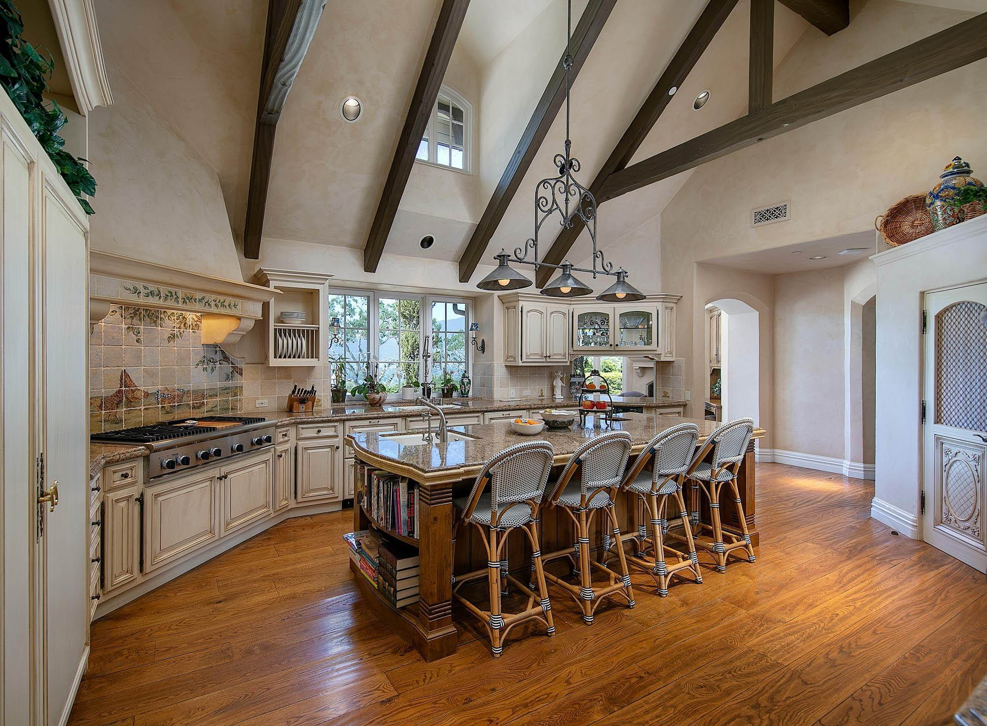 7. Estate for Sale at 4180 Cresta Avenue Santa Barbara, California 93110 United States