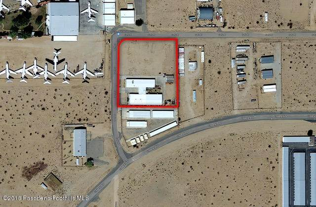 Warehouse for Sale at 22512 Curtiss Place California City, California 93505 United States