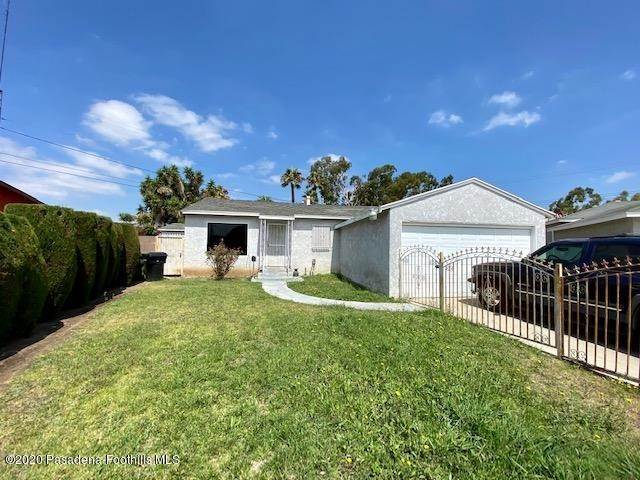 Single Family Homes por un Venta en 14703 South Visalia Avenue Compton, California 90220 Estados Unidos