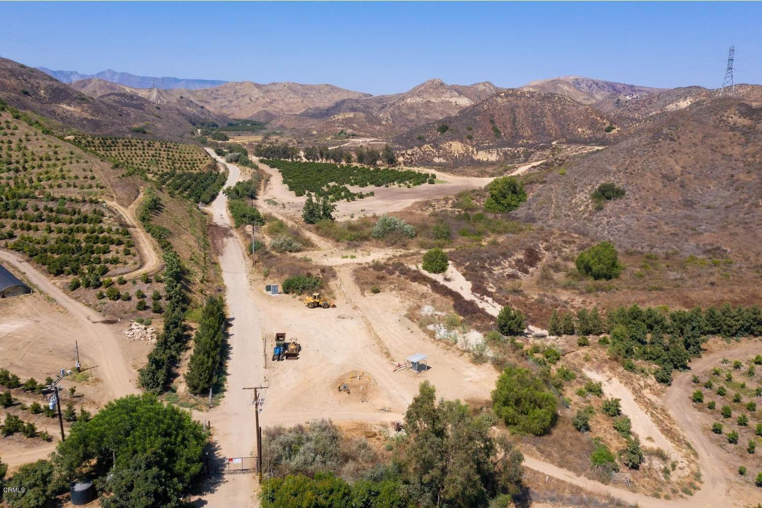Land for Sale at 8000 Bixby Road Somis, California 93066 United States