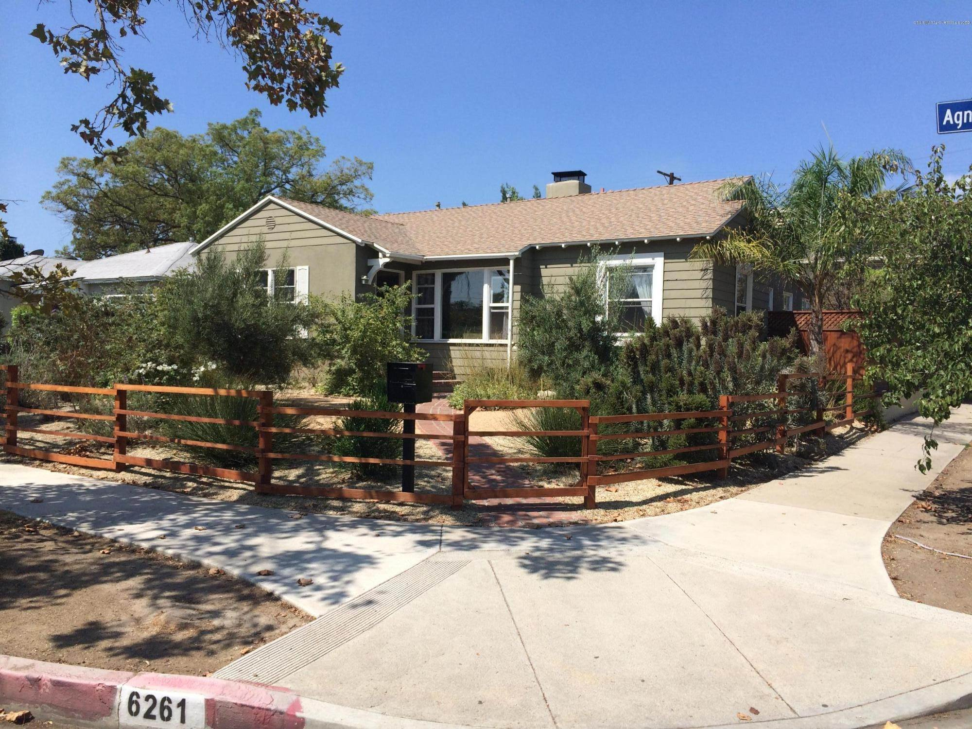 Single Family Homes at 6261 Agnes Avenue North Hollywood, California 91606 United States