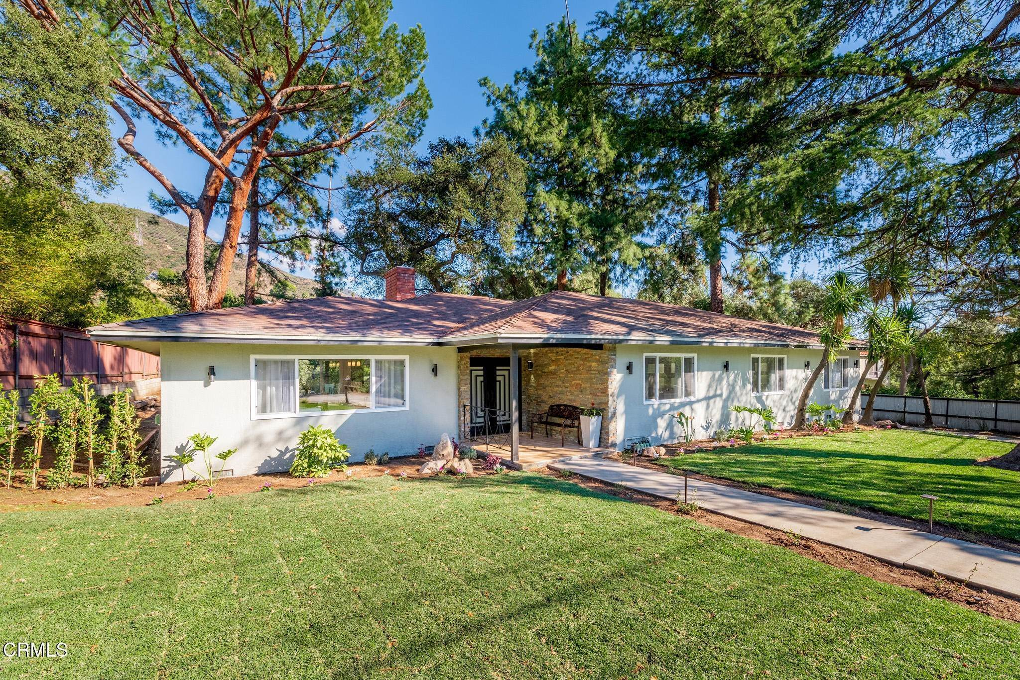 Single Family Homes for Sale at 3050 Via Maderas Street Altadena, California 91001 United States