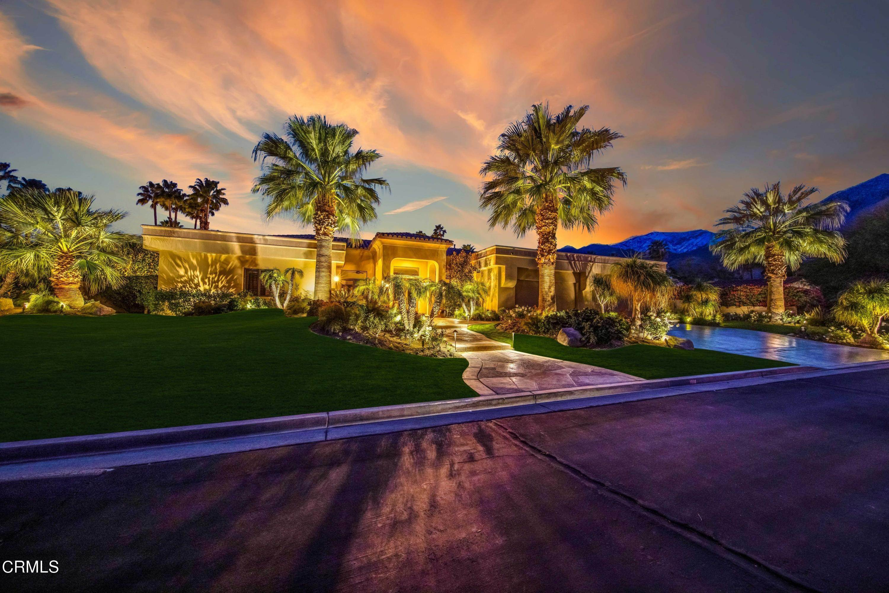 Single Family Homes for Sale at 64435 Via Risso Palm Springs, California 92264 United States