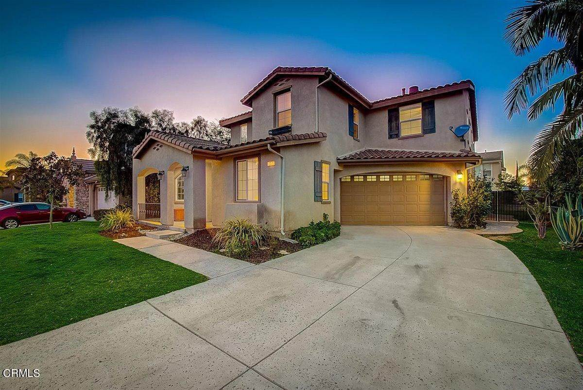 Single Family Homes for Sale at 237 Trellis Place Camarillo, California 93012 United States