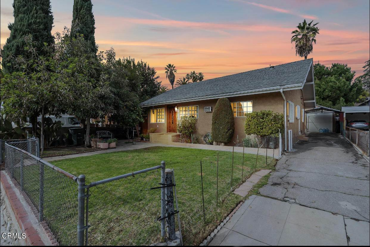Single Family Homes for Sale at 525 East Mountain Street Pasadena, California 91104 United States