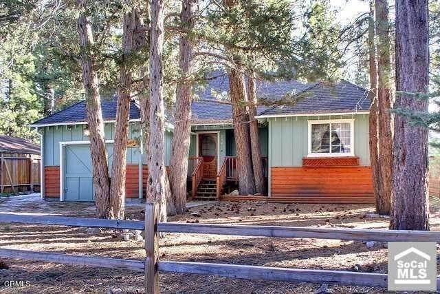 Single Family Homes for Sale at 736 Sugarloaf Boulevard Big Bear City, California 92314 United States