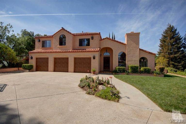 Single Family Homes por un Venta en 1076 Serenidad Place Oak View, California 93022 Estados Unidos
