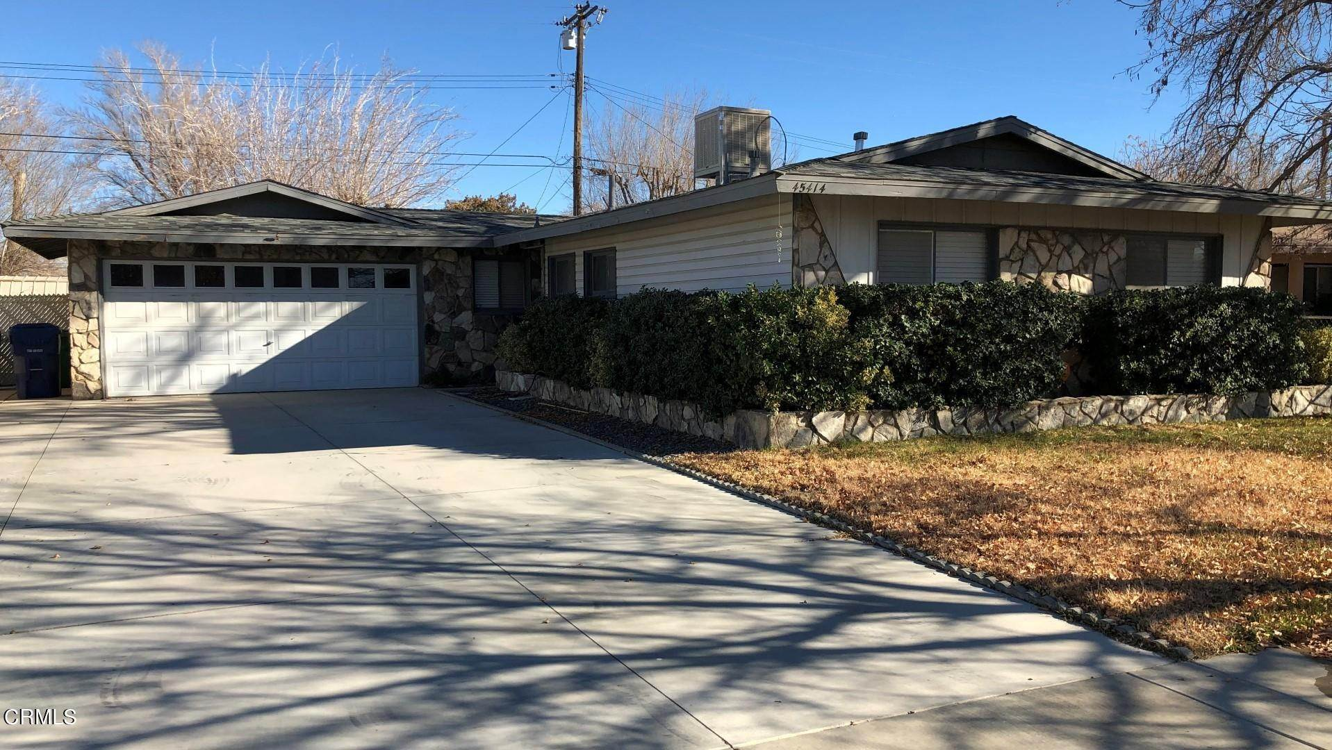 Single Family Homes for Sale at 45414 17th Street Lancaster, California 93534 United States