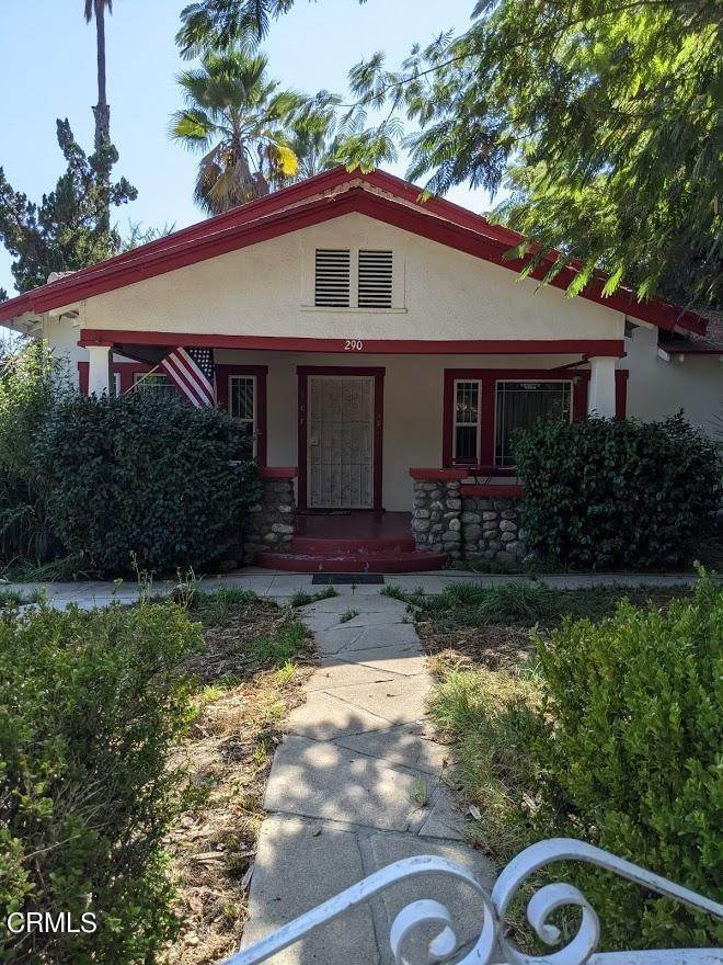 Single Family Homes for Sale at 290 East Penn Street Pasadena, California 91104 United States