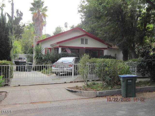 7. Single Family Homes for Sale at 290 East Penn Street Pasadena, California 91104 United States