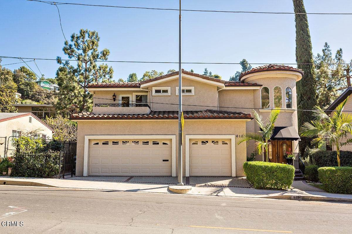 Single Family Homes for Sale at 610 Montecito Drive Los Angeles, California 90031 United States