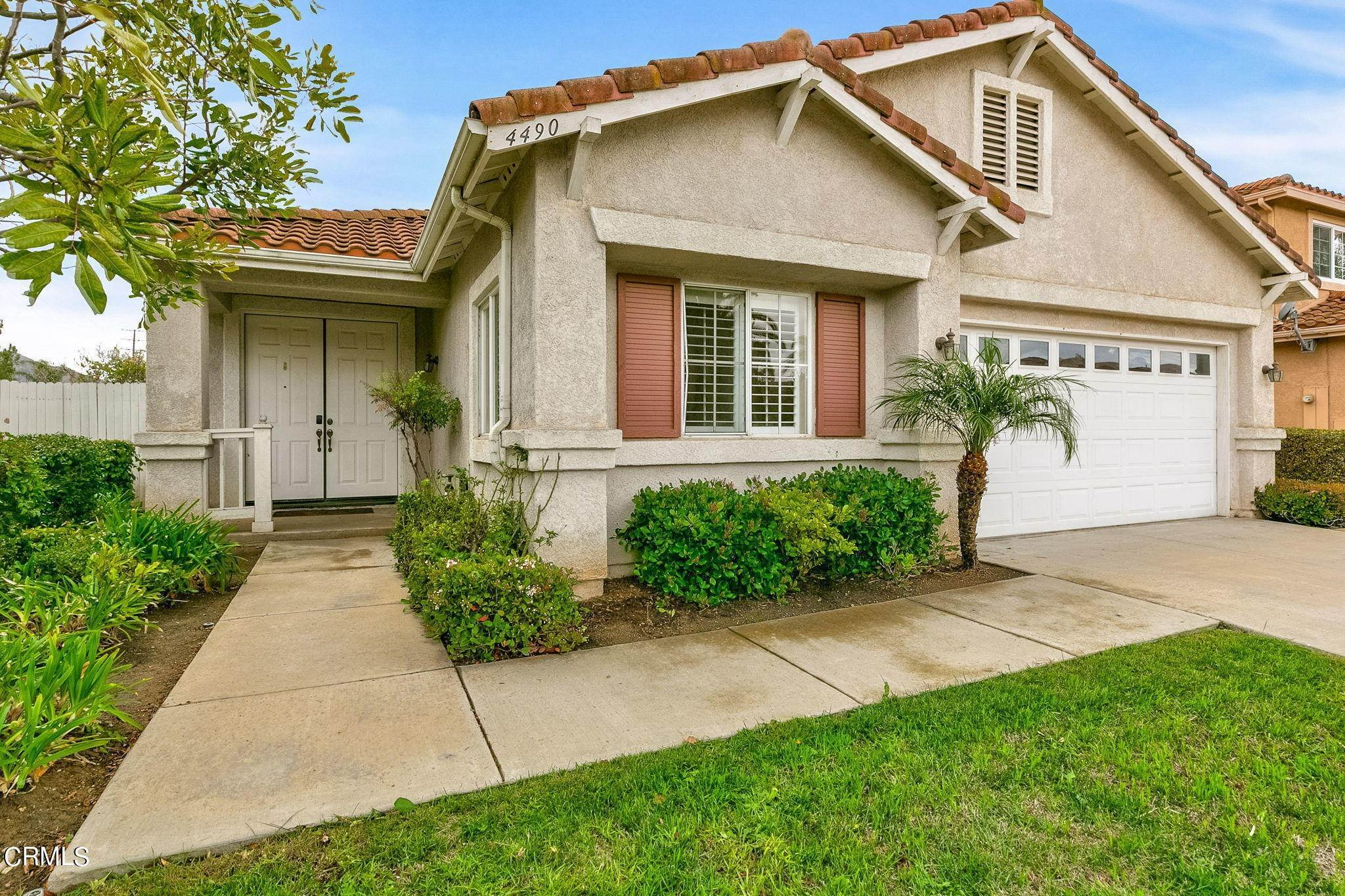 Single Family Homes for Sale at 4490 El Corazon Court Camarillo, California 93012 United States