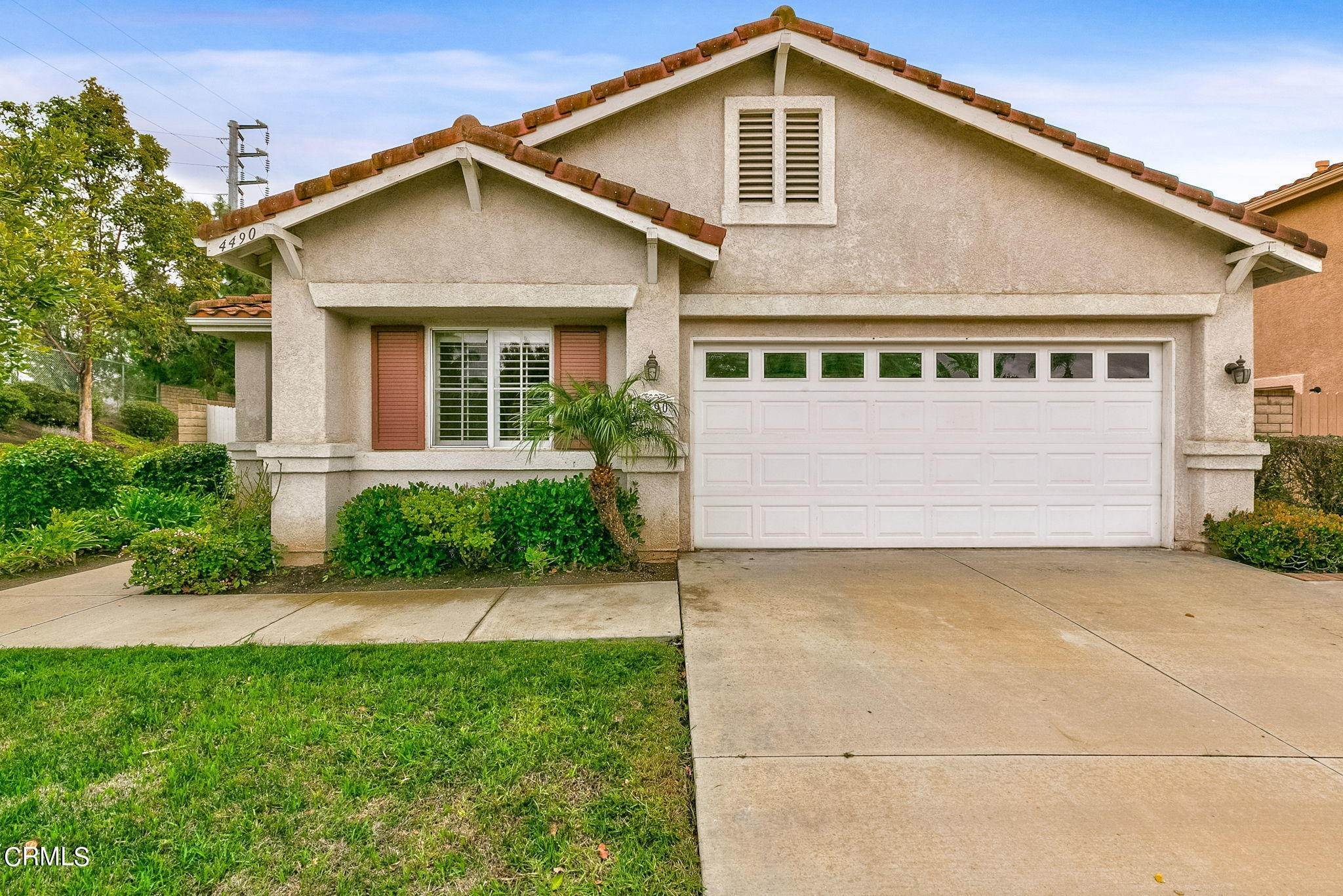 2. Single Family Homes for Sale at 4490 El Corazon Court Camarillo, California 93012 United States