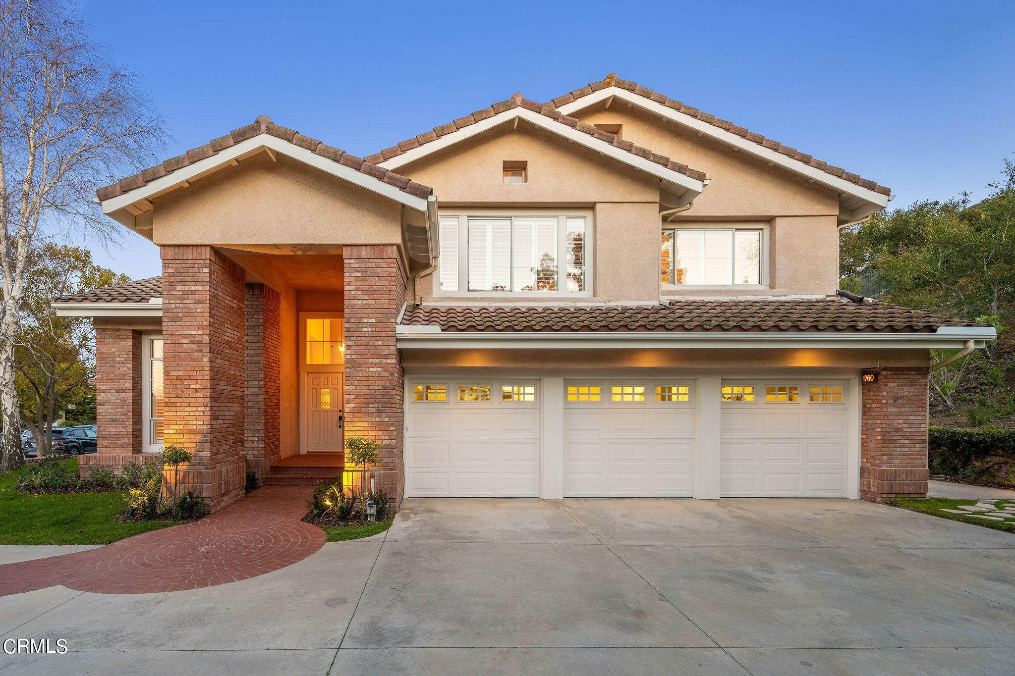 4. Single Family Homes for Sale at 1760 Crystal View Circle Newbury Park, California 91320 United States