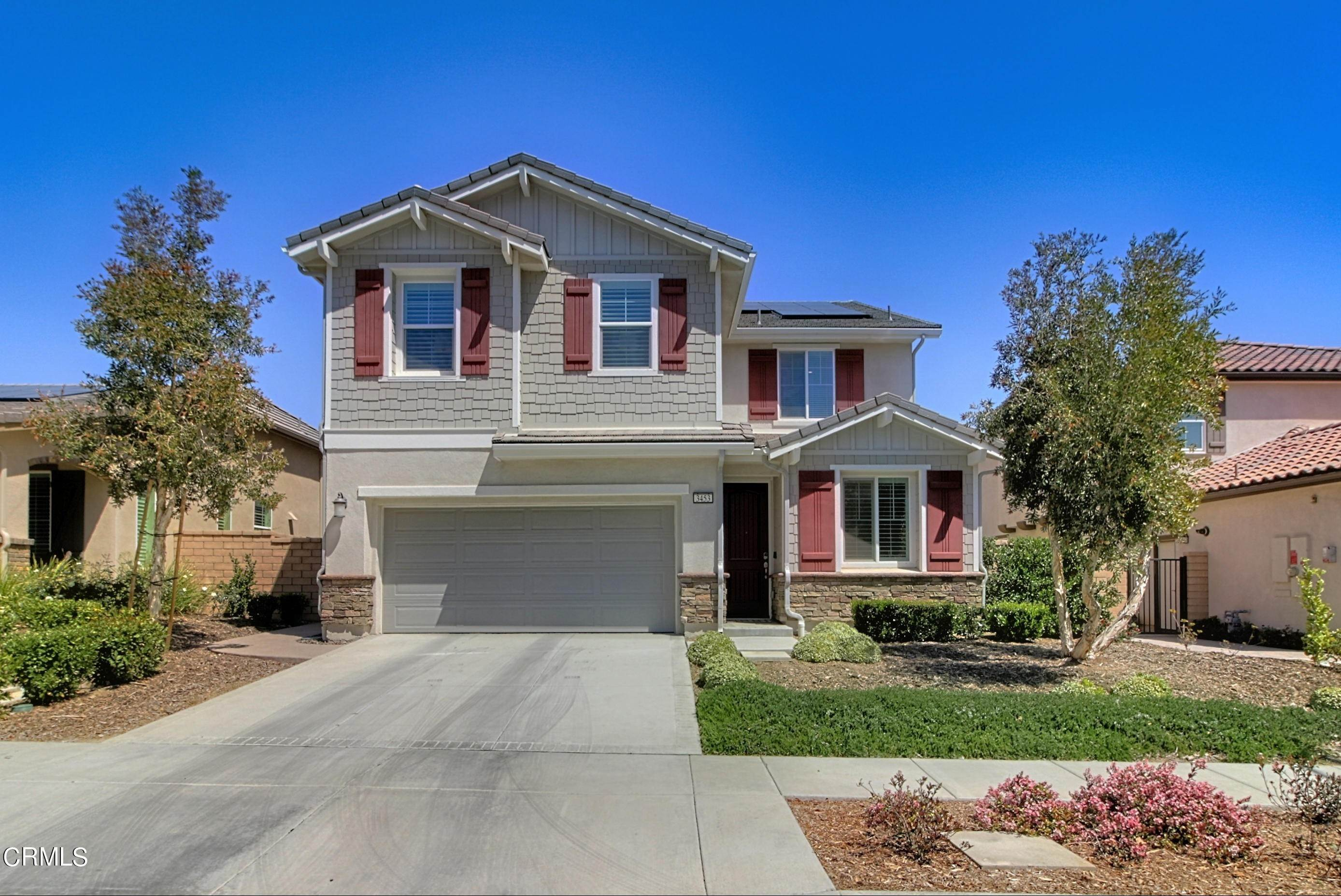 Single Family Homes for Sale at 3453 Thistle Court Simi Valley, California 93065 United States