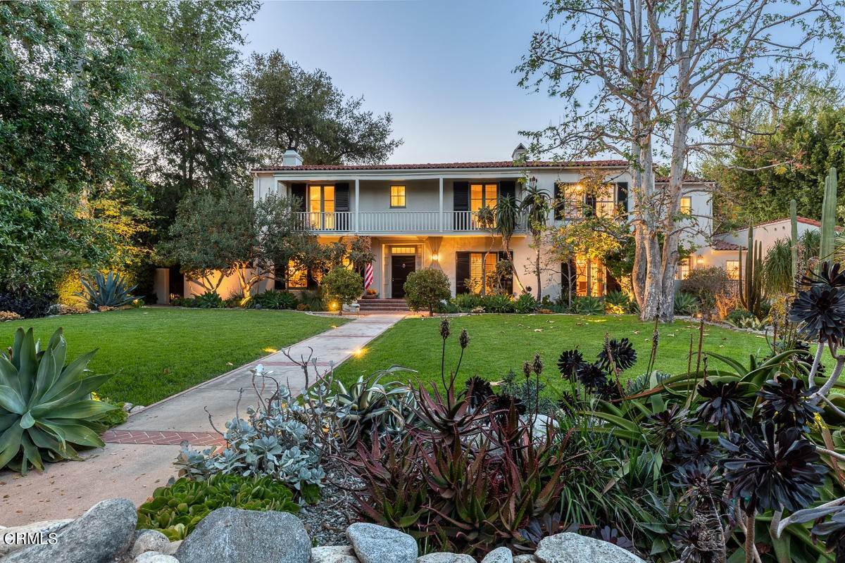 3. Single Family Homes for Sale at 2024 Ashbourne Drive South Pasadena, California 91030 United States