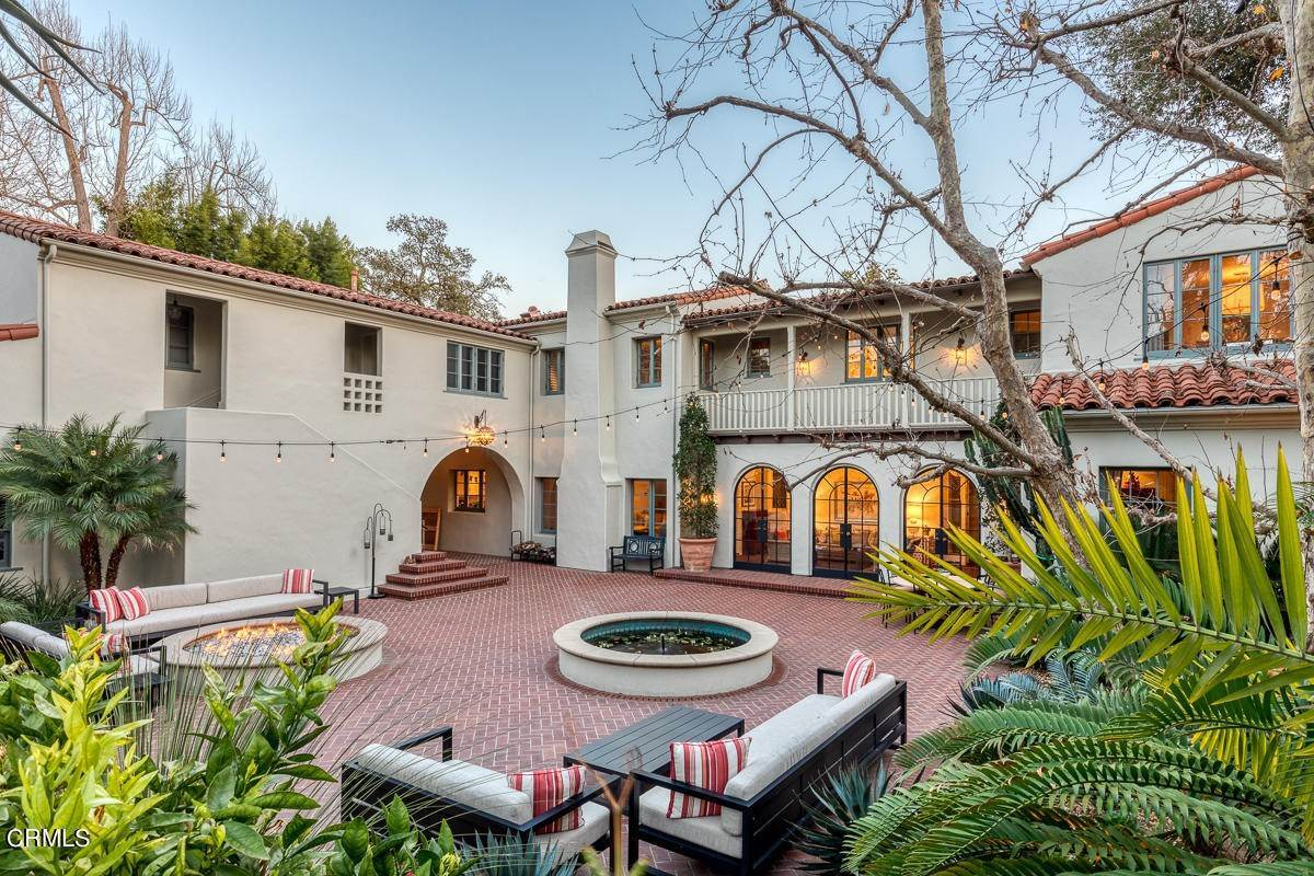 47. Single Family Homes for Sale at 2024 Ashbourne Drive South Pasadena, California 91030 United States