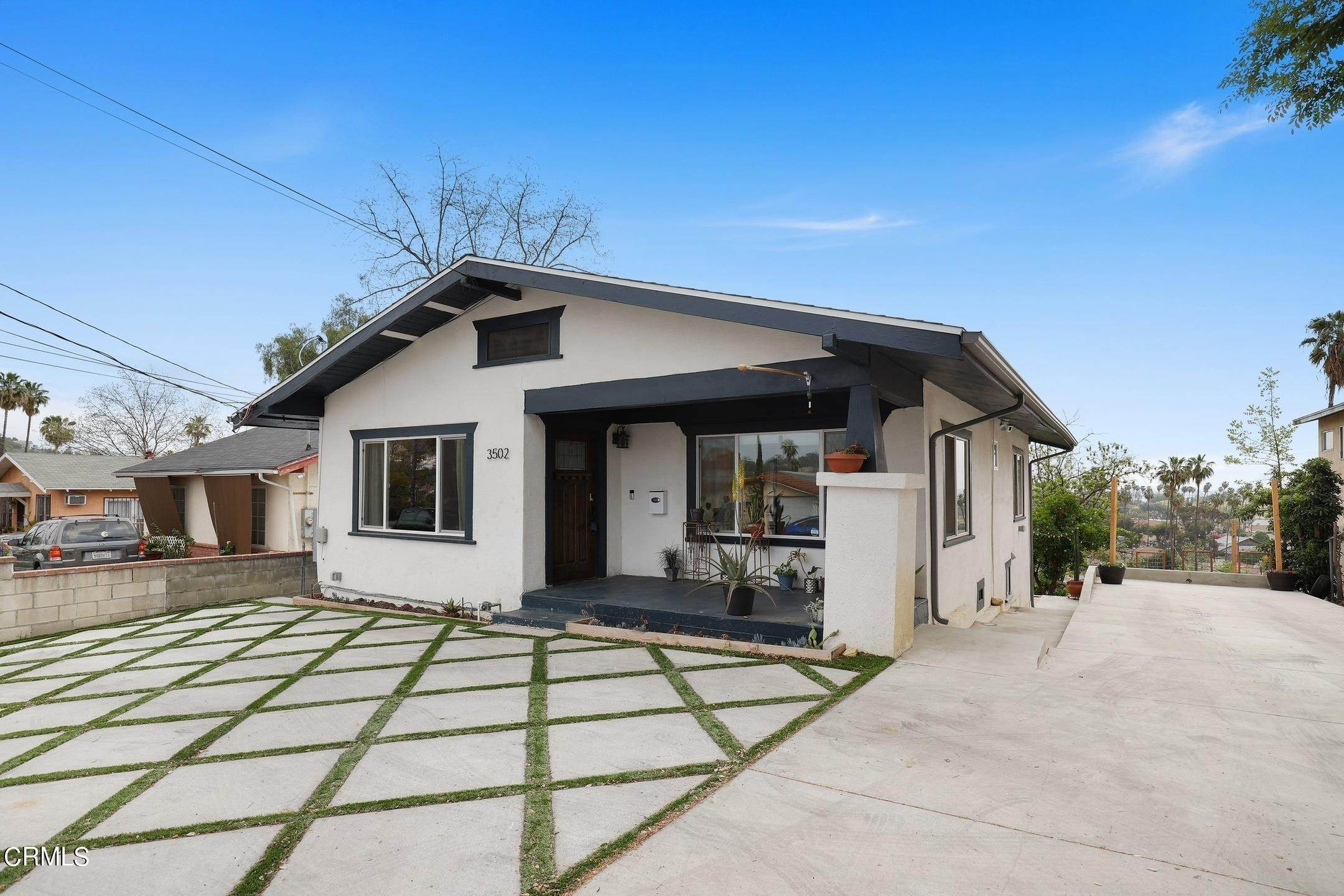 Single Family Homes for Sale at 3502 Linda Vista Terrace Los Angeles, California 90032 United States
