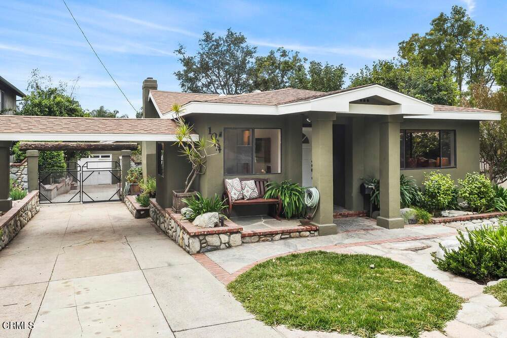 48. Single Family Homes for Sale at 1084 Beverly Way Altadena, California 91001 United States
