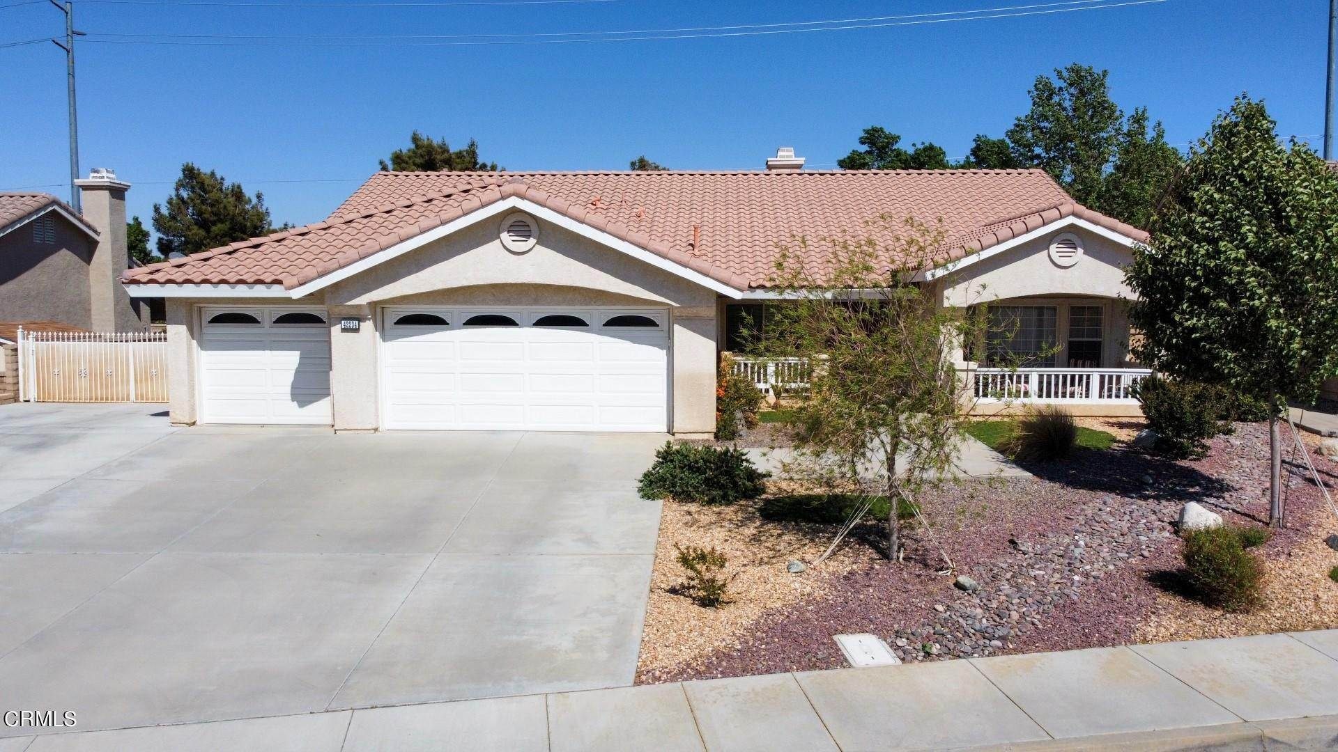 Single Family Homes for Sale at 42234 Camden Way Lancaster, California 93536 United States
