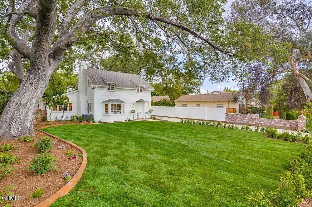 2. Single Family Homes for Sale at 180 South Michillinda Avenue Sierra Madre, California 91024 United States