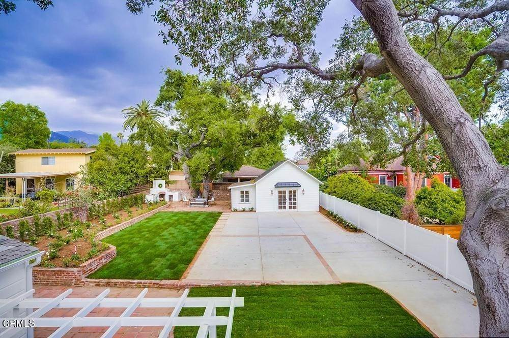 13. Single Family Homes for Sale at 180 South Michillinda Avenue Sierra Madre, California 91024 United States