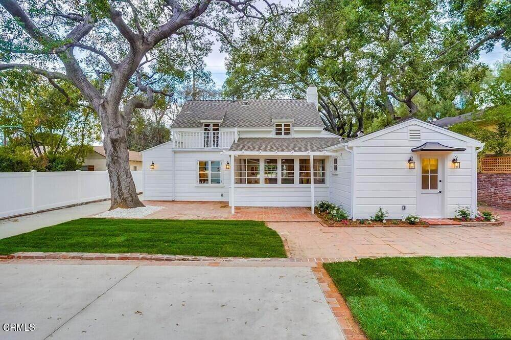 42. Single Family Homes for Sale at 180 South Michillinda Avenue Sierra Madre, California 91024 United States