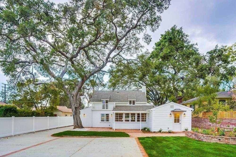 41. Single Family Homes for Sale at 180 South Michillinda Avenue Sierra Madre, California 91024 United States
