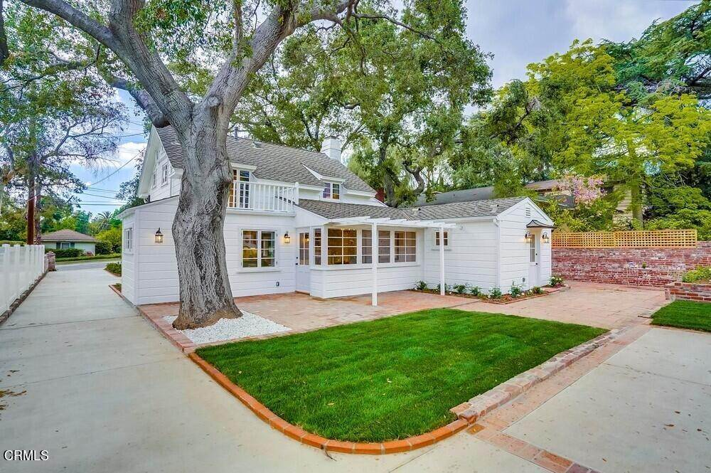 43. Single Family Homes for Sale at 180 South Michillinda Avenue Sierra Madre, California 91024 United States