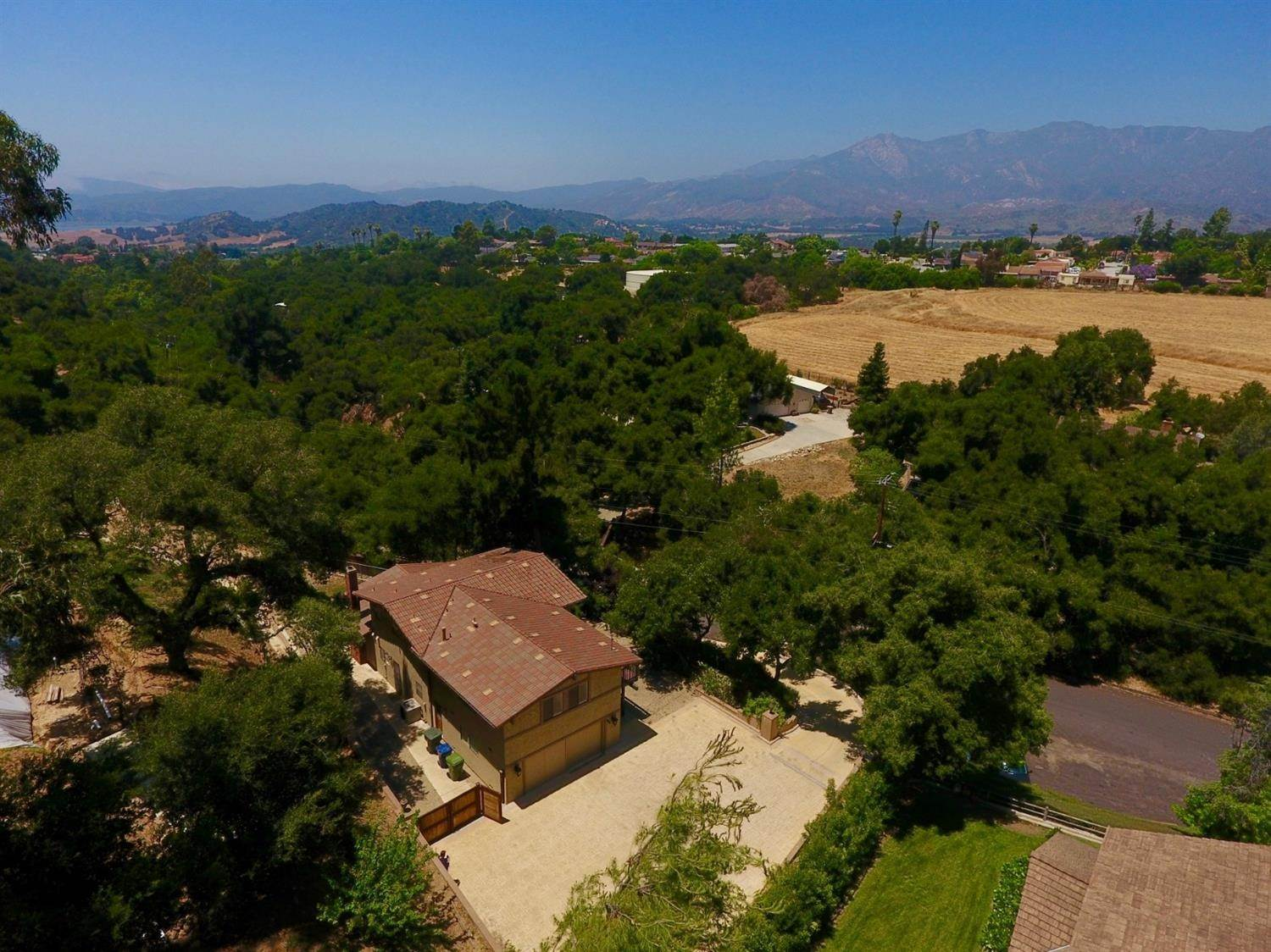 4. Residential for Sale at 2100 Valley Meadow Drive Oak View, California 93022 United States