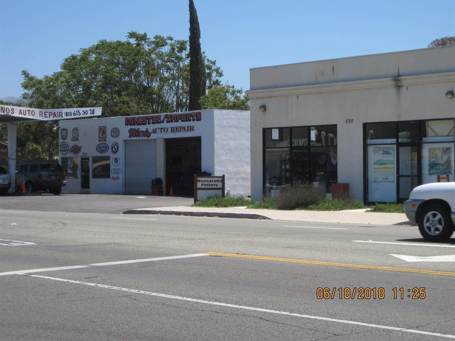 Commercial / Industrial for Sale at 500 N Ventura Avenue Oak View, California 93022 United States
