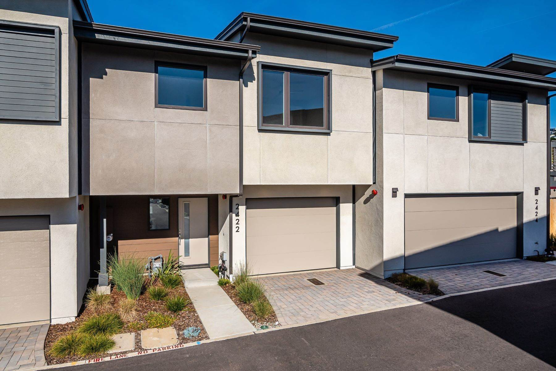 Single Family Homes for Sale at OCEAN VIEWS from this brand new beach home 2422 Main Street Morro Bay, California 93442 United States