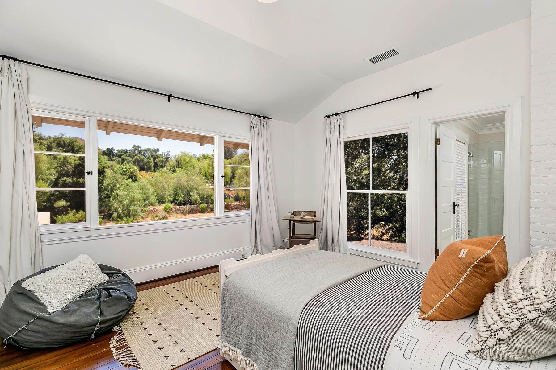 12. Single Family Homes for Sale at 4424 Thacher Road Ojai, California 93023 United States