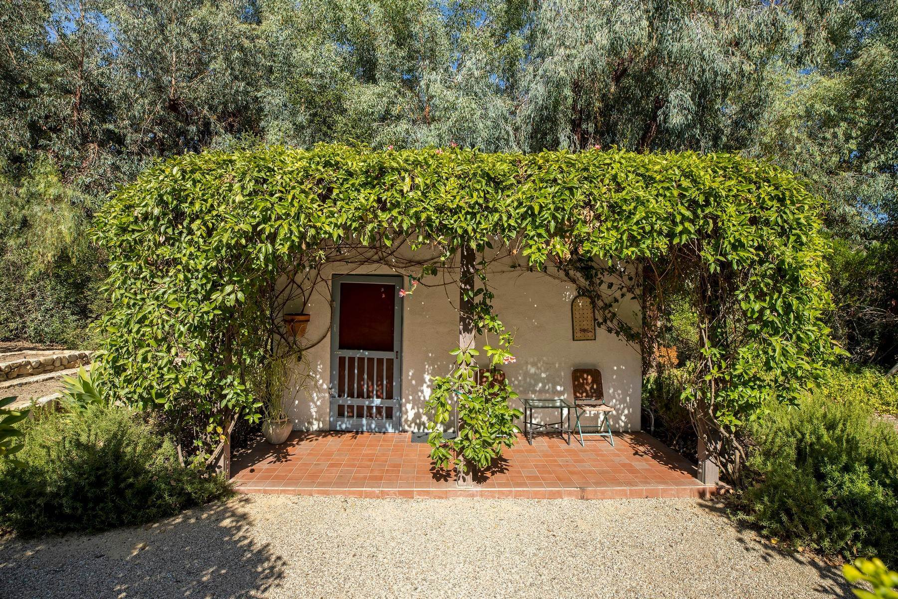 17. Single Family Homes for Sale at Iconic Paul Williams Design 906 Foothill Road Ojai, California 93023 United States