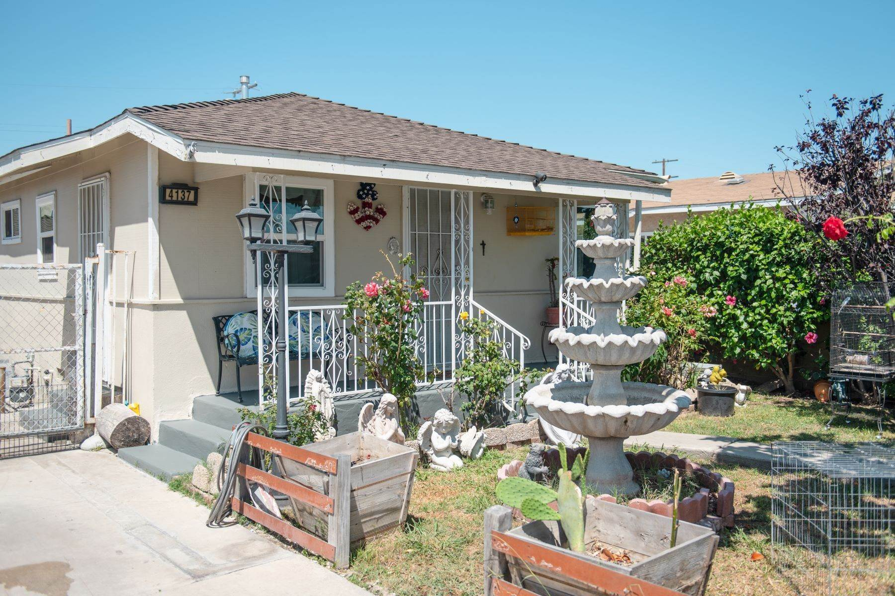 Single Family Homes for Sale at 4137 West 159th Street, Lawndale, CA 90260 4137 West 159th Street Lawndale, California 90260 United States